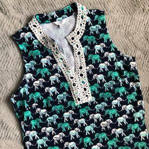 🐘 Crown & Ivy Gorgeous Elephants Set